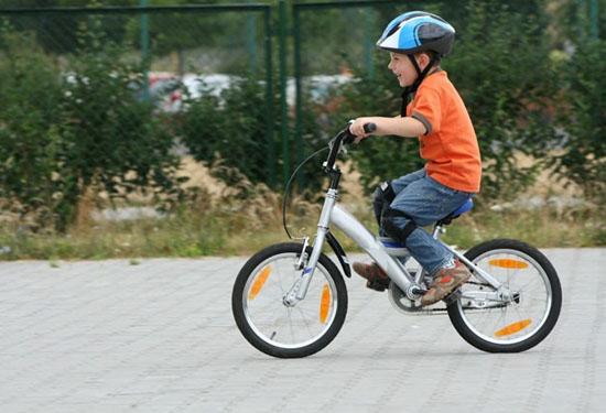 Ποδηλασία και παιδί