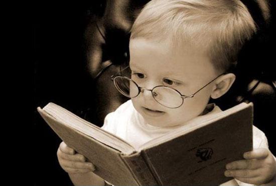 Η σημασία της ανάγνωσης από την πρώτη βρεφική ηλικία