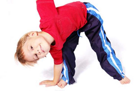Παιδί και άσκηση