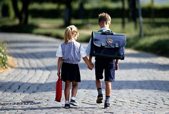 Η πρώτη μέρα στο σχολείο: Ας την κάνουμε πιο εύκολη!