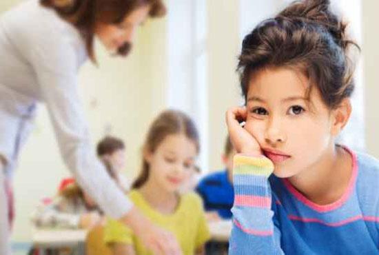 Άγχος αποχωρισμού και σχολική άρνηση