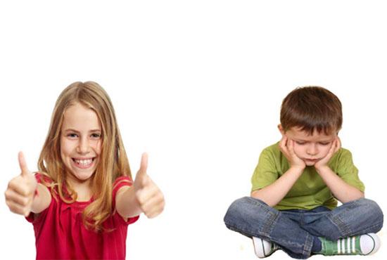 Αυτοεκτίμηση και παιδιά