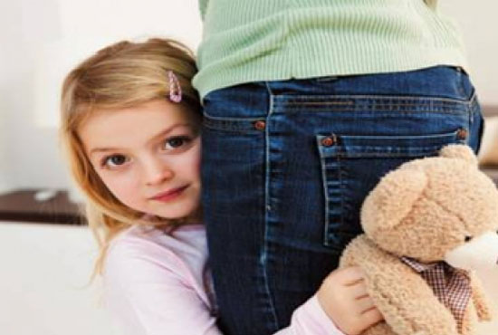 Άγχος αποχωρισμού μικρής ηλικίας